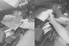 Copy of Cabin Filter replacement-X5